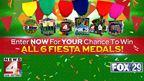 KABB/WOAI - Fiesta Medal Giveaway