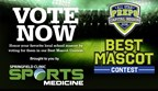 Springfield Clinic Sports Medicine Best Mascot Contest