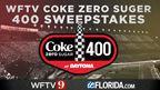 WFTV Coke Zero Sugar 400 2018 Sweepstake