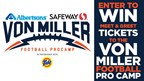 Enter to Win Meet and Greet Tickets to the Von Miller Football Pro Camp