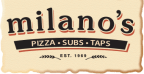 Win Dinner at Milano's Pizza Subs & Taps!