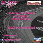 Talladega Ticket Giveaway