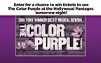 Good Day LA's The Color Purple Ticket Giveaway