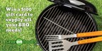 Win $100 for your BBQ needs!