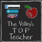 FOX54 Athens State University Teacher of the Week