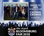 Win Tickets to See Casting Crowns at the Bloomsburg Fair