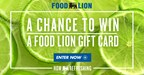 Good News Foodlion Gift Card Giveaway