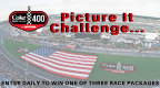 Coke Zero Sugar 400 Picture It Challenge