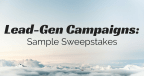 Sample Sweepstakes for Classifieds