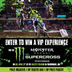 Monster's Energy Supercross
