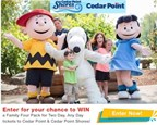 Two Day Any Day Cedar Point Ticket Giveaway