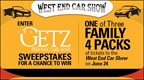 The Getz Personal Home Care Sweepstakes