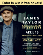James Taylor concert tickets