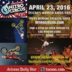 2016 Nitro Circus Giveaway