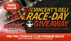Vincent's Deli Race-day Giveaway