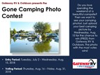 Gateway RV & Outdoors Photo Contest - MOCKUP ONLY