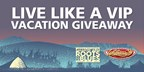 Live like a VIP vacation giveaway!