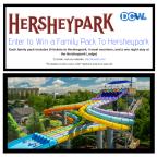 Hersheypark, Summer is Here! Sweet! Sweepstakes
