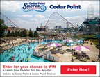 Cedar Point 2 Day, Any Day July 16 - 27