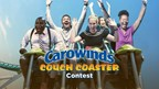Carowinds Couch Coaster Contest