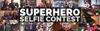 Superhero Selfie Contest