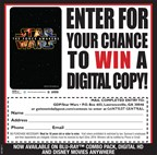Win a Digital Copy of Star Wars