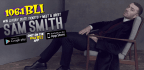 WIN A SAM SMITH LUXURY SUITE TICKETS AND MEET & GREET