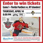 MH-Florida Panthers Playoffs 04/14