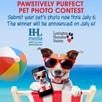 Pawstively Purfect Pet Photo Contest