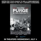 MH - THE FIRST PURGE Screening