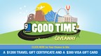 Goodwill Good Time Giveaway