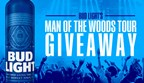 Bud Light's Man of the Woods JT Tickets Giveaway