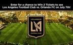 LAFC Ticket Giveaway