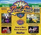 Win A Pair of Three Day Passes to NedFest