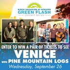 Venice with Pine Mountain Logs • September 26