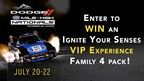 Enter to WIN a Ignite Your Senses VIP Experience Family 4 Pack at Bandimere Speedway!