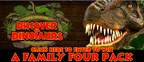 Discover  the Dinosaurs!