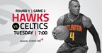 Win Hawks playoff tickets