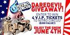 Nitro Circus Daredevil Giveaway!