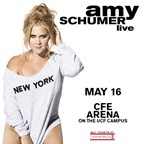 Amy Schumer Live at CFE Arena
