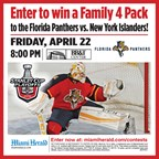 MH-Florida Panthers Playoffs 04/22