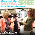 Mom and Me Shopping Spree at Apricot Lane