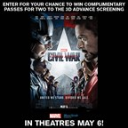 MH-Captain America Contest