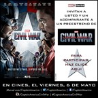 ENH- Captain America Movie Contest