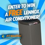 Enter to WIN a Free Lennox Air Conditioner!