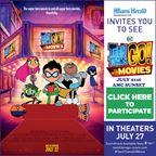 MH - TEEN TITANS GO! Screening