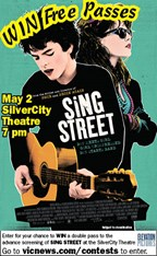 Sing St Movie