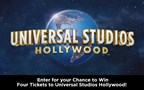 Universal Studios Hollywood Giveaway