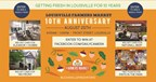 Louisville Farmers Market 10th Anniversary