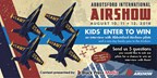 Abbotsford Airshow Kids Press Conference